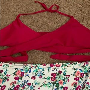 Two Pieces Bathing Suit